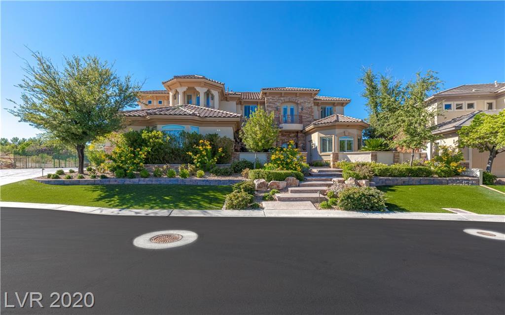 9744 Verlaine Court Property Photo - Las Vegas, NV real estate listing