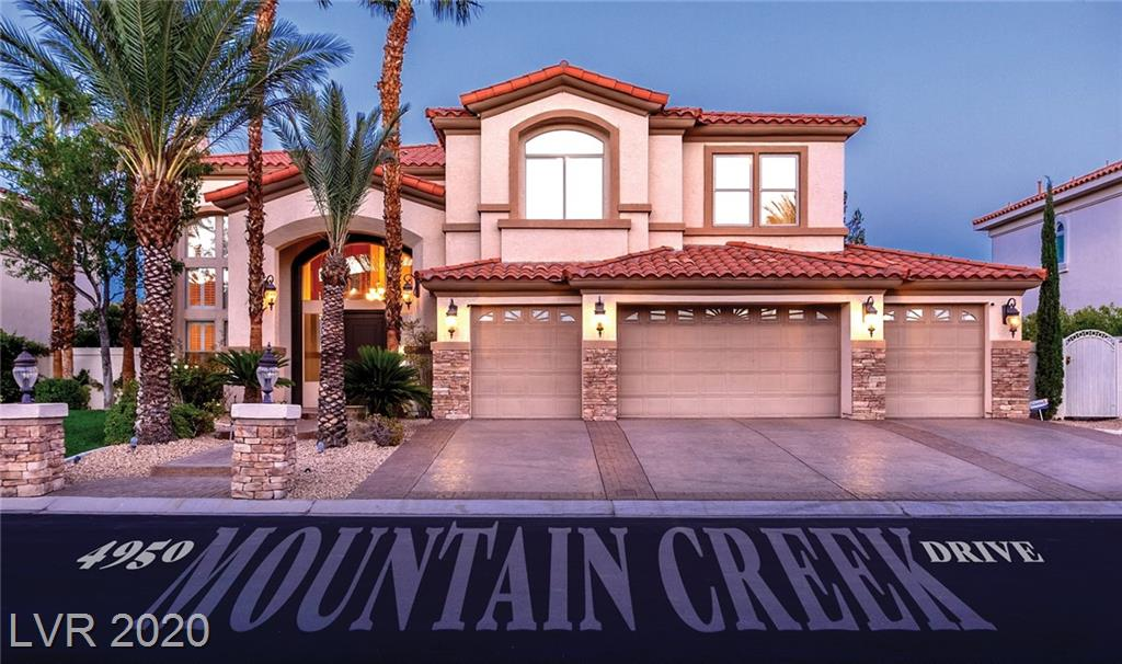 4950 MOUNTAIN CREEK Drive Property Photo - Las Vegas, NV real estate listing