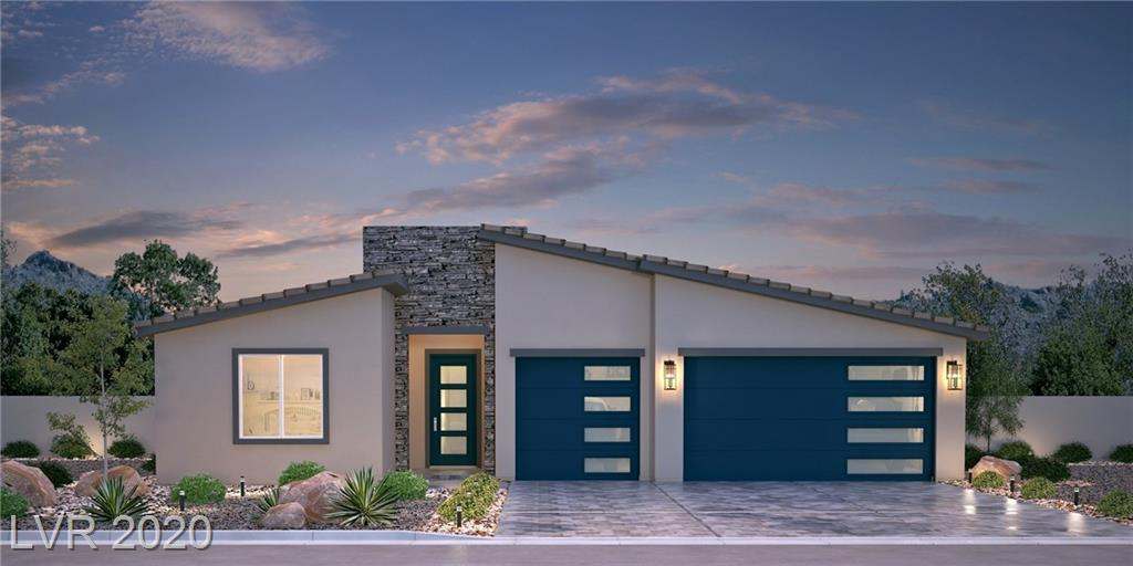 4506 Rubious Avenue #Lot #154 Property Photo - North Las Vegas, NV real estate listing