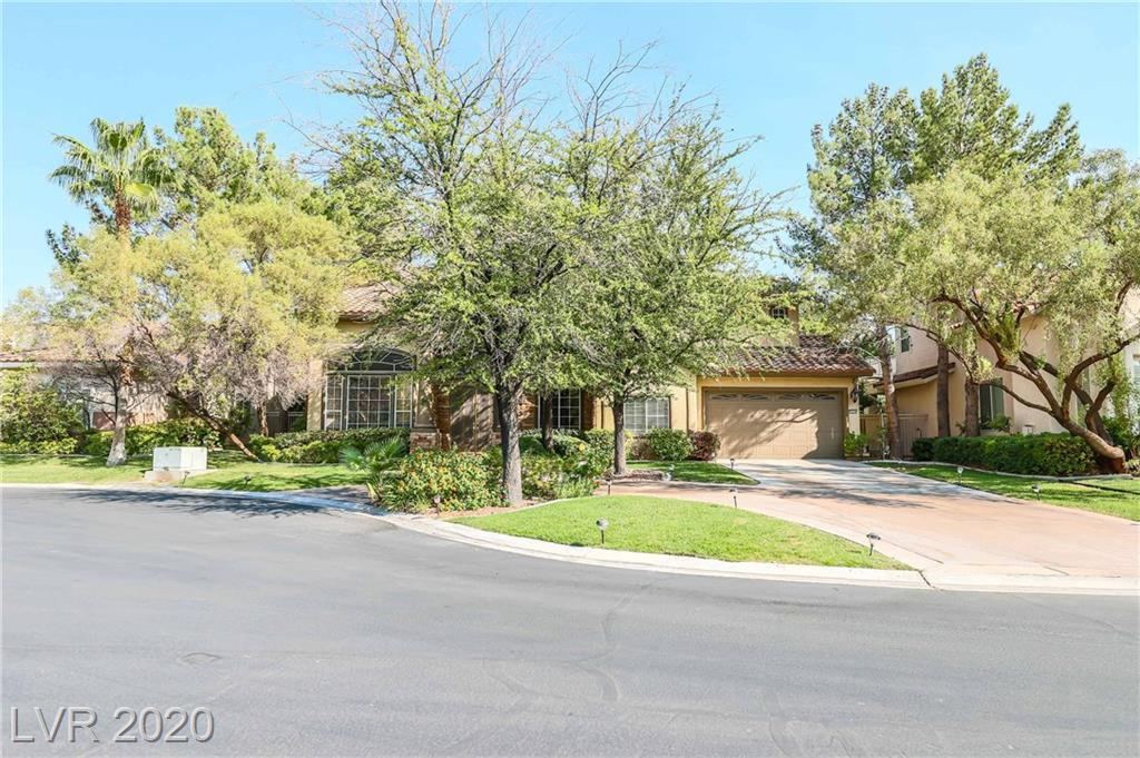 3934 Meridian Point Court Property Photo - Las Vegas, NV real estate listing
