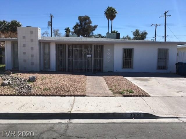 3909 El Conlon Avenue Property Photo - Las Vegas, NV real estate listing