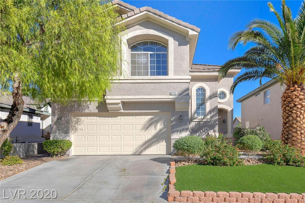 9712 Meadowville Avenue Property Photo - Las Vegas, NV real estate listing
