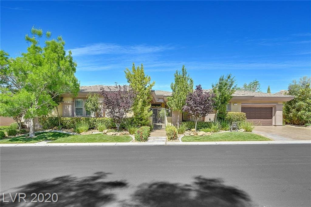 59 Isleworth Drive Property Photo - Henderson, NV real estate listing