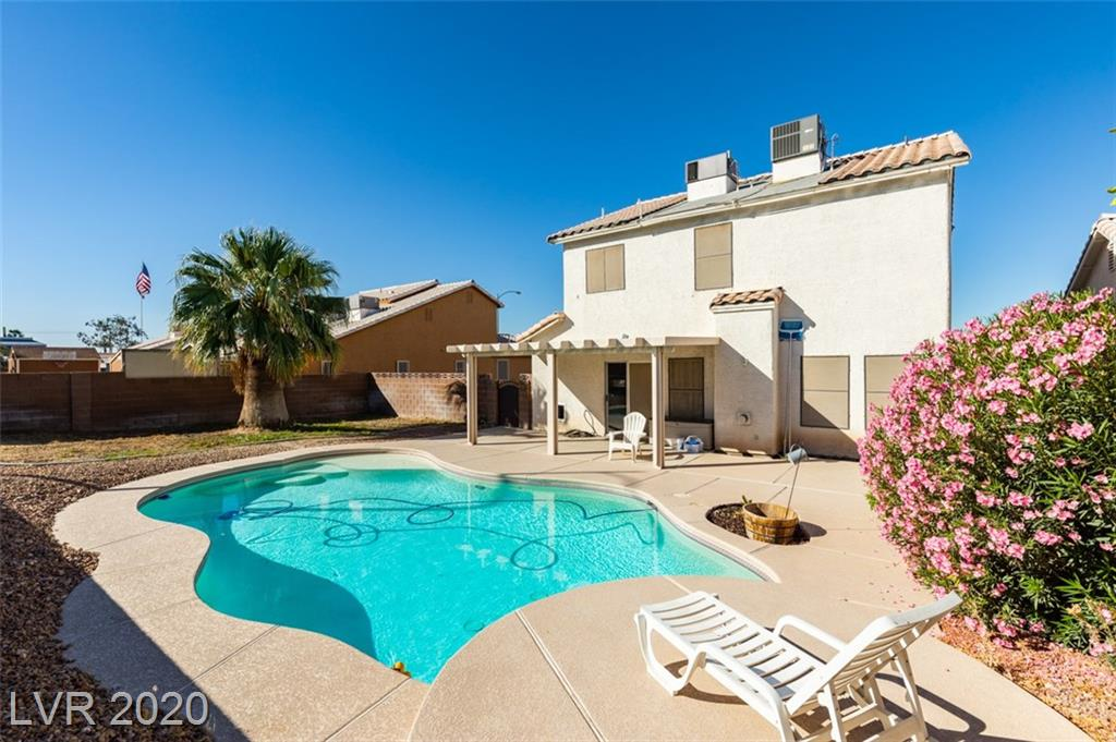 2118 Bridle Wreath Lane Property Photo - Las Vegas, NV real estate listing