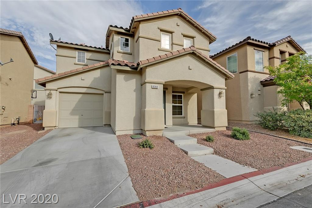 8360 Golden Amber Street Property Photo - Las Vegas, NV real estate listing