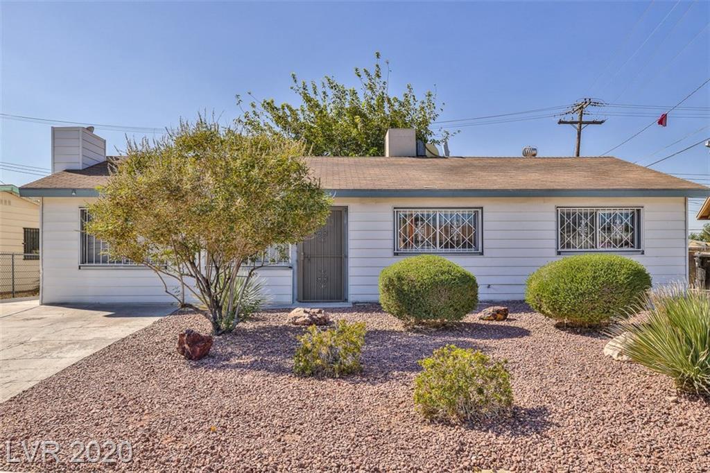 2825 Caney Street Property Photo - North Las Vegas, NV real estate listing