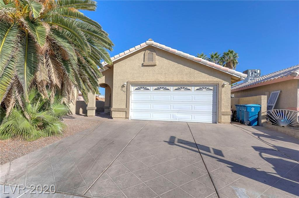 4200 Harris Avenue Property Photo - Las Vegas, NV real estate listing