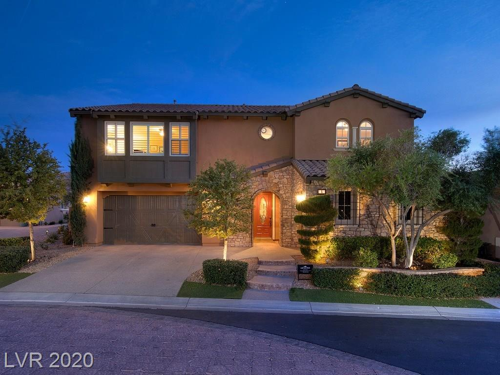 5 Serra Bellisima Court Property Photo - Henderson, NV real estate listing