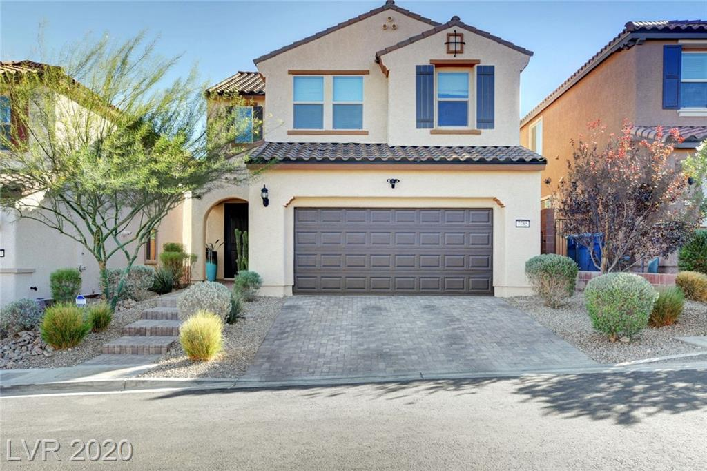 7785 Sunflower Falls Court Property Photo - Las Vegas, NV real estate listing