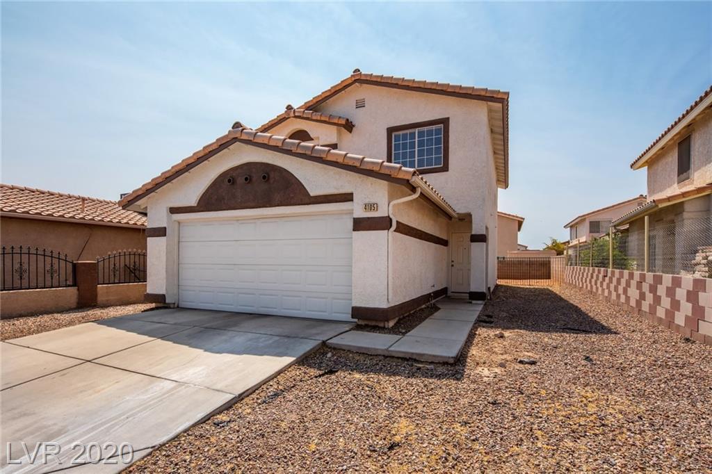 4105 Arcola Avenue Property Photo - Las Vegas, NV real estate listing