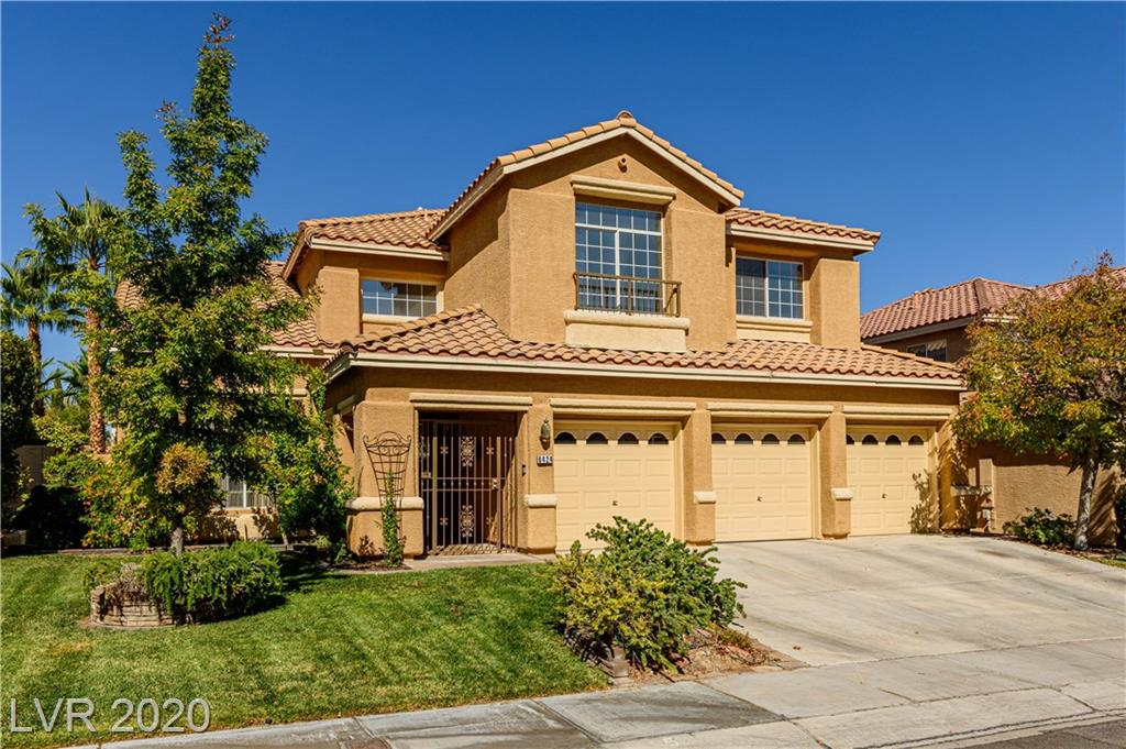8424 Desert Quail Drive Property Photo - Las Vegas, NV real estate listing