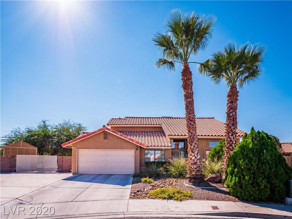 7098 Rustler Court Property Photo - Las Vegas, NV real estate listing