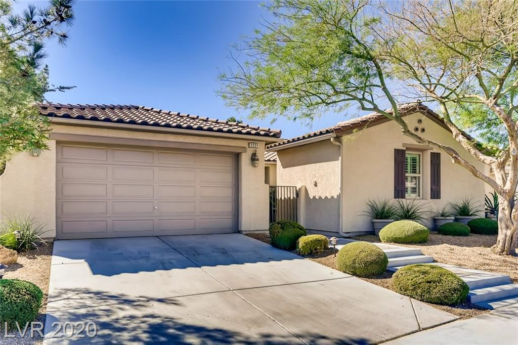 2221 Coral Mist Place Property Photo - North Las Vegas, NV real estate listing