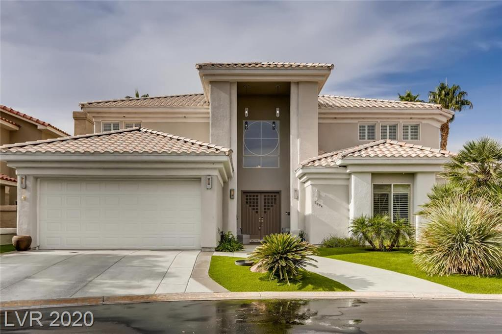 8004 Marbella Circle Property Photo - Las Vegas, NV real estate listing