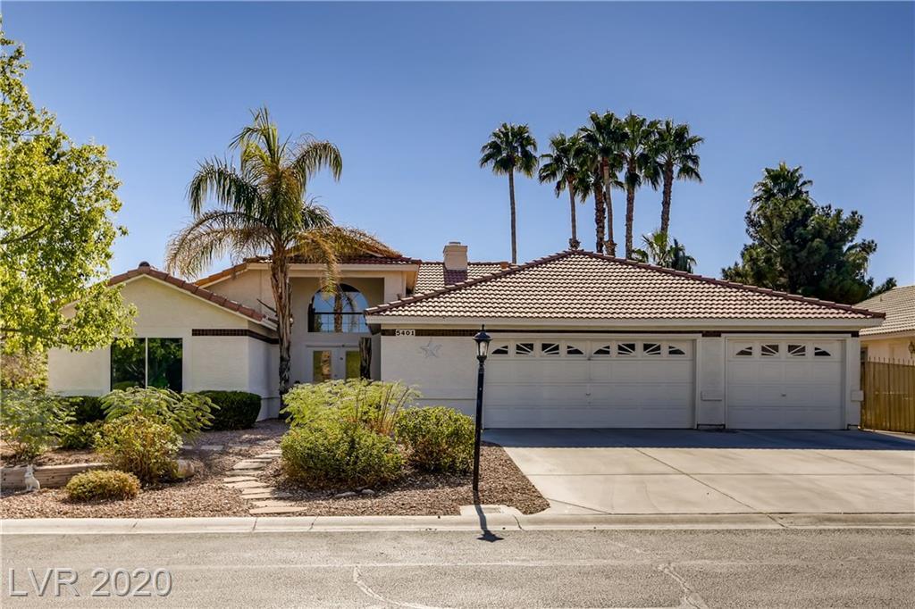 5401 Langston Circle Property Photo - Las Vegas, NV real estate listing