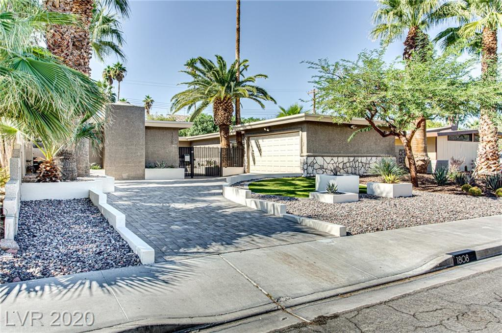 1808 Cochran Street Property Photo - Las Vegas, NV real estate listing