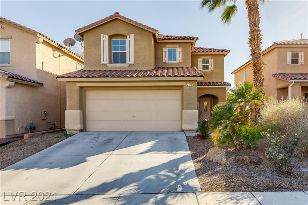 2325 COCKATOO Drive Property Photo - North Las Vegas, NV real estate listing