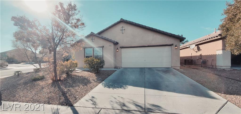 8295 Cultured Pearl Court Property Photo - Las Vegas, NV real estate listing