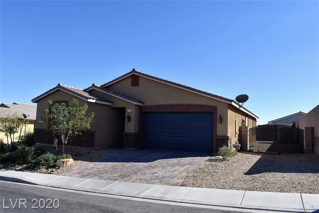 2349 Dillons Cove Drive Property Photo - Laughlin, NV real estate listing