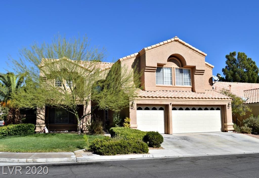 9244 Red Twig Drive Property Photo - Las Vegas, NV real estate listing