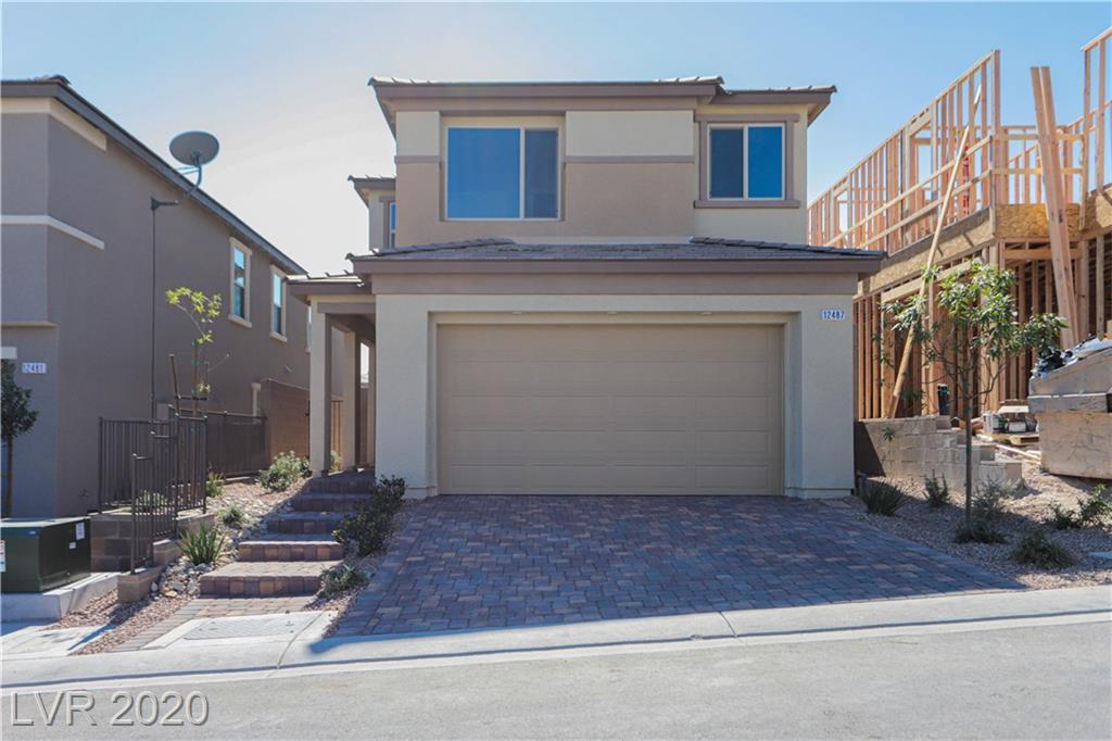 12487 Island Bells Avenue Property Photo - Las Vegas, NV real estate listing