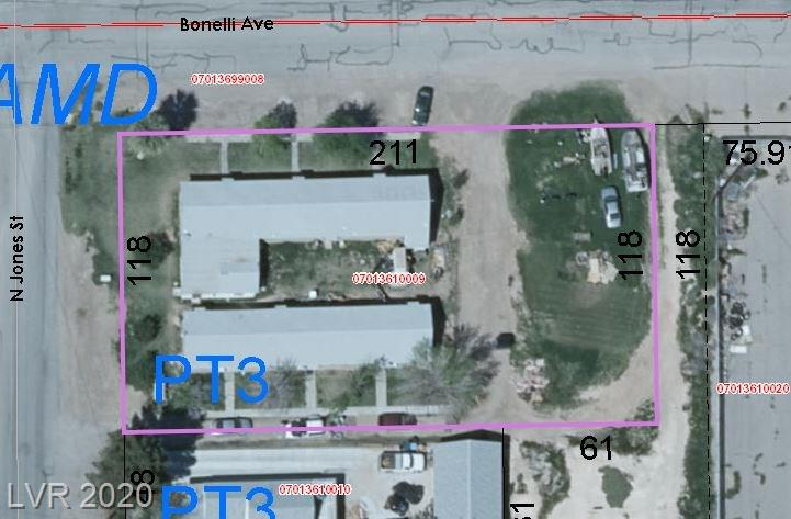180 Jones Street Property Photo - Overton, NV real estate listing