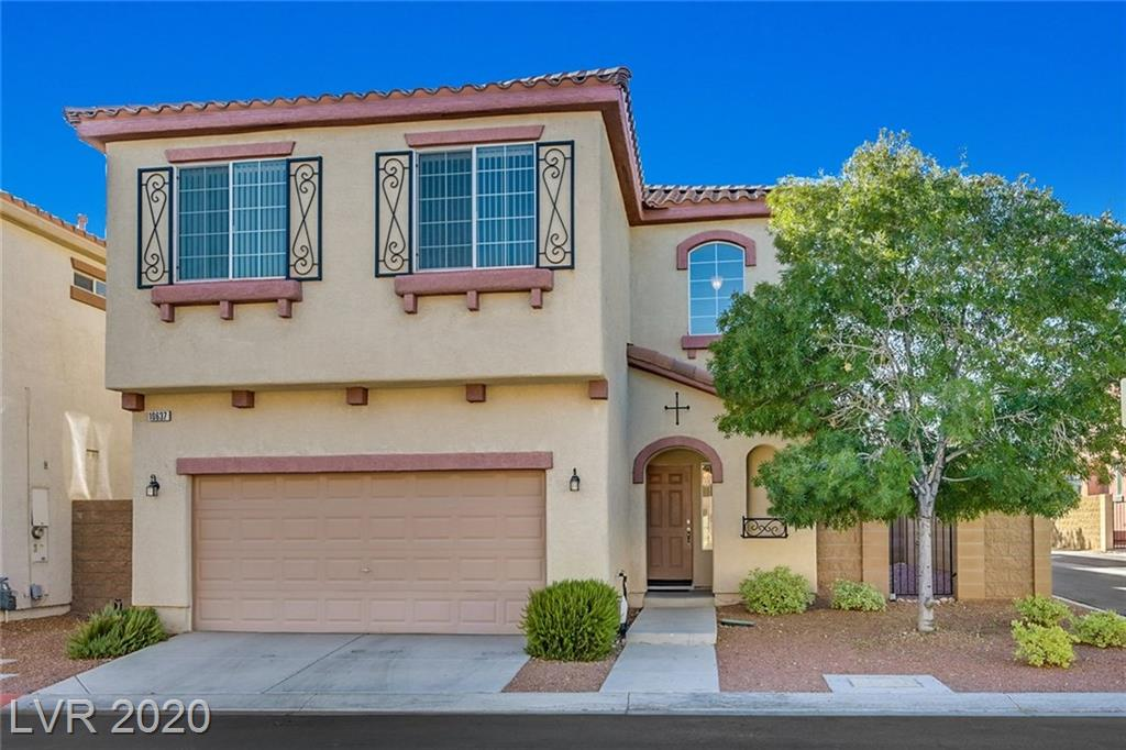 10637 Allegrini Drive Property Photo - Las Vegas, NV real estate listing