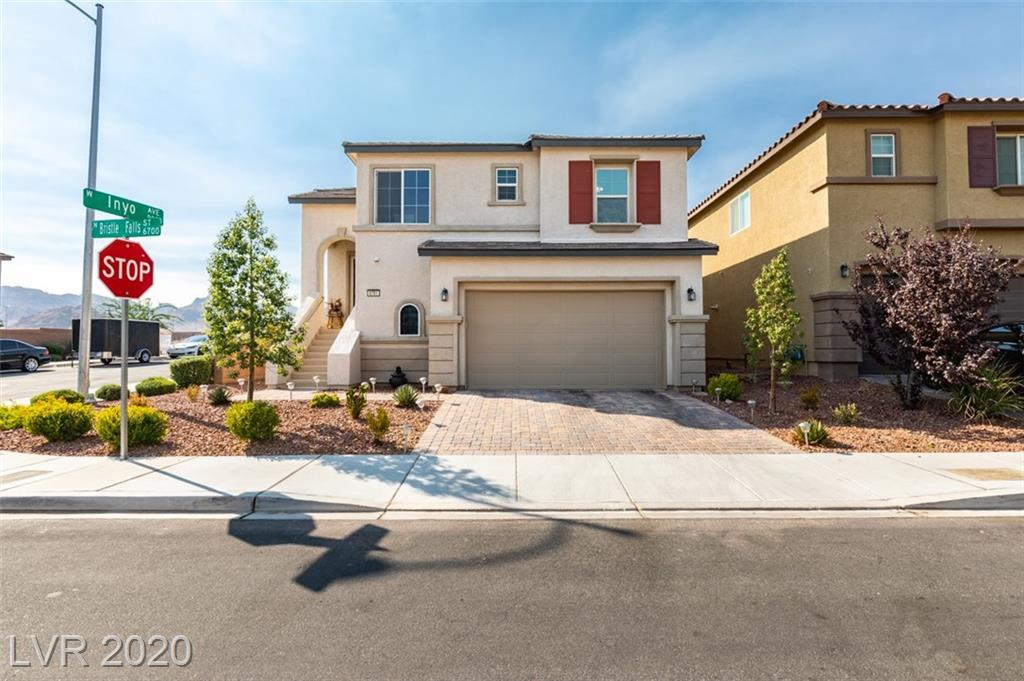 6701 Bristle Falls Street Property Photo - Las Vegas, NV real estate listing