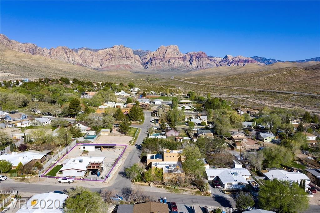 16 Cerrito Street Property Photo - Blue Diamond, NV real estate listing