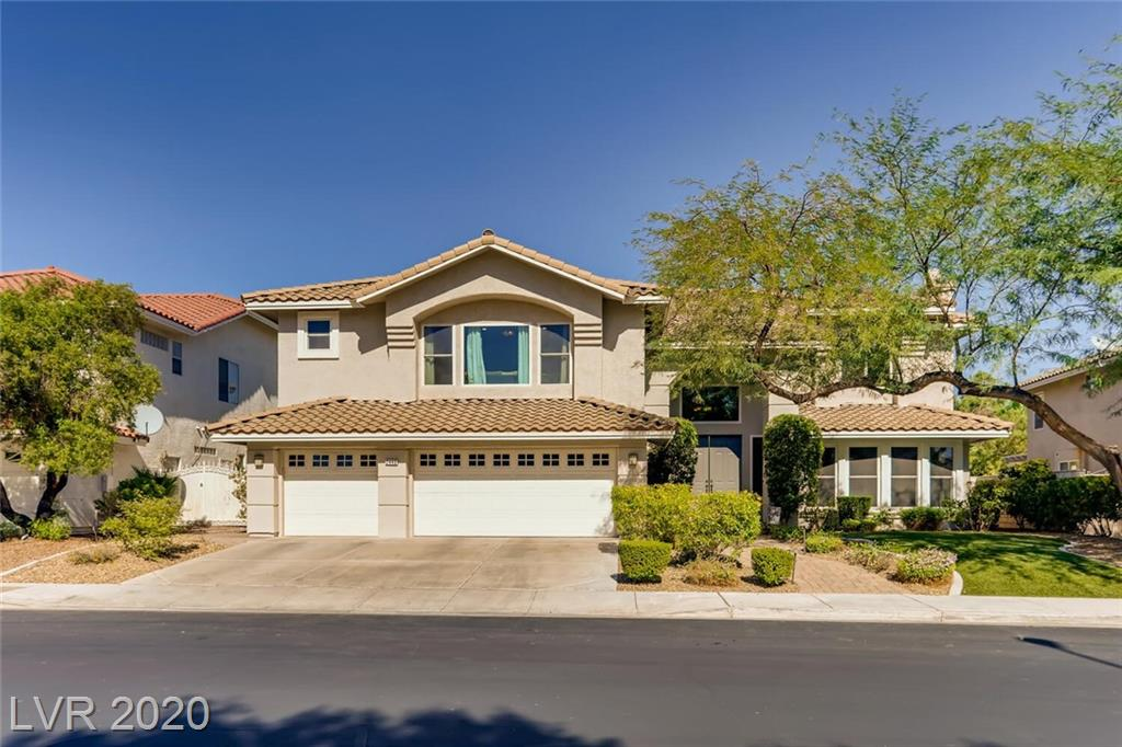 2446 Ping Drive Property Photo - Henderson, NV real estate listing