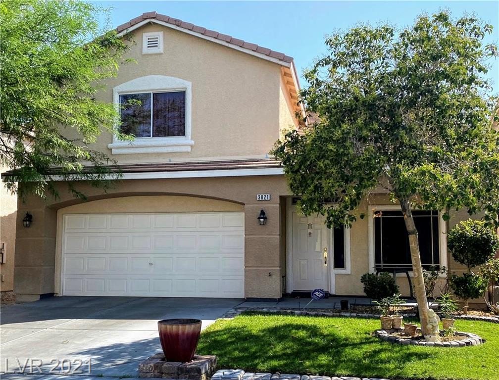 3821 Caribbean Blue Avenue Property Photo - North Las Vegas, NV real estate listing