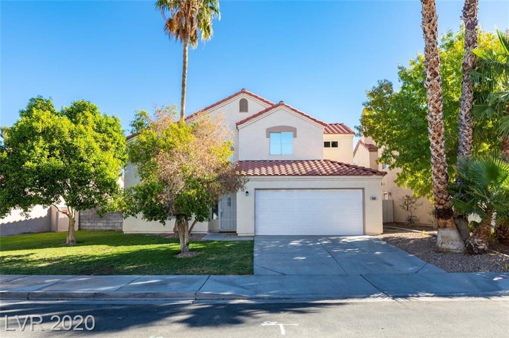 440 Mayan Drive Property Photo - Henderson, NV real estate listing