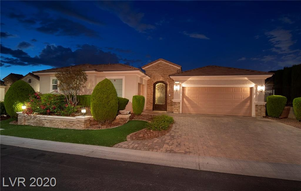 2618 Portsmouth Creek Avenue Property Photo - Henderson, NV real estate listing