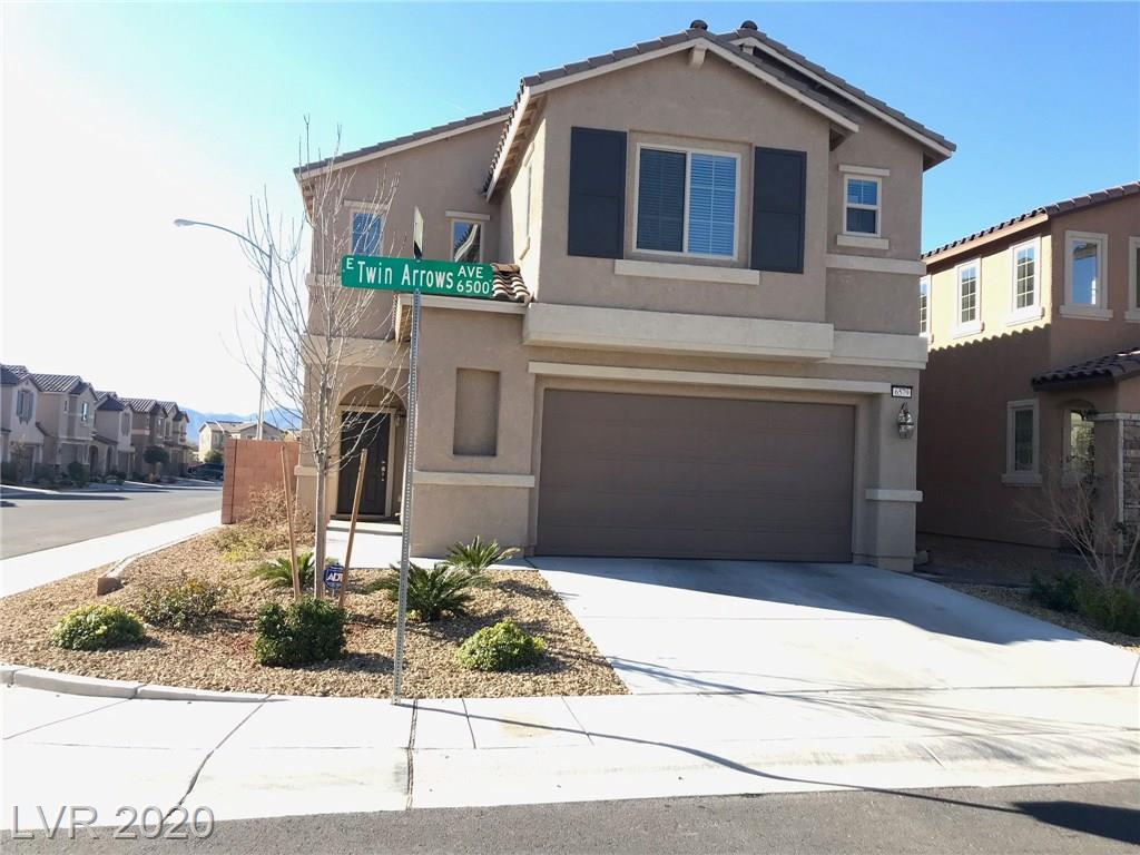 6579 Twin Arrows Avenue Property Photo - Las Vegas, NV real estate listing