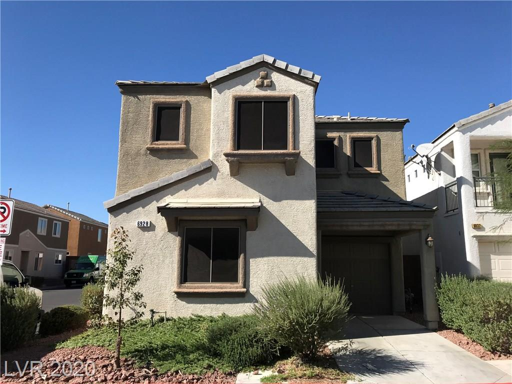 6928 Smiling Cloud Avenue Property Photo - Henderson, NV real estate listing