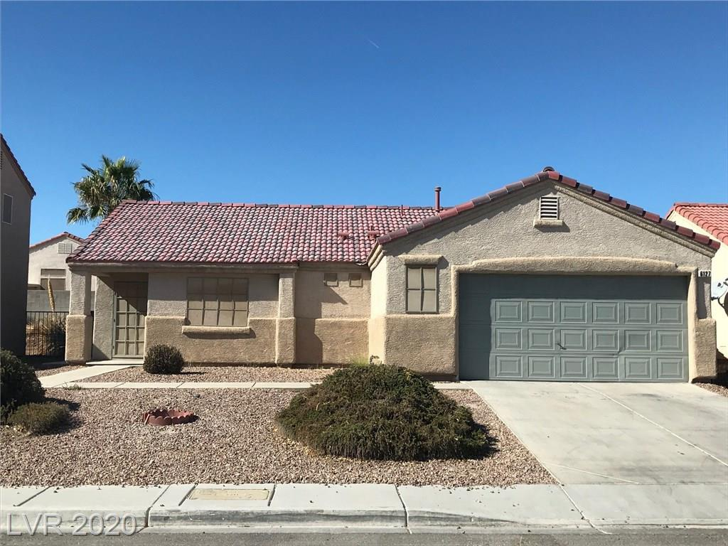 6127 Magic Mesa Street Property Photo - North Las Vegas, NV real estate listing