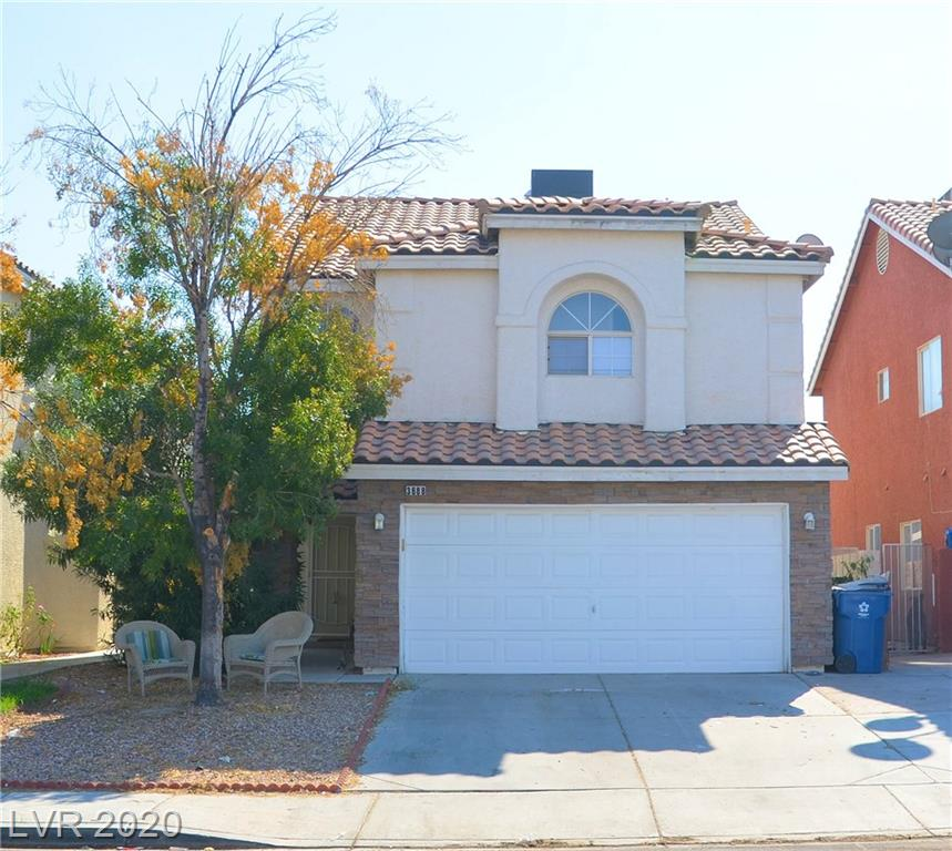 3688 Steinbeck Drive Property Photo - Las Vegas, NV real estate listing