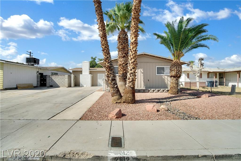 2812 Merritt Avenue Property Photo - Las Vegas, NV real estate listing