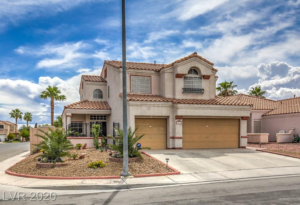 3518 Flaming Thorn Drive Property Photo - North Las Vegas, NV real estate listing