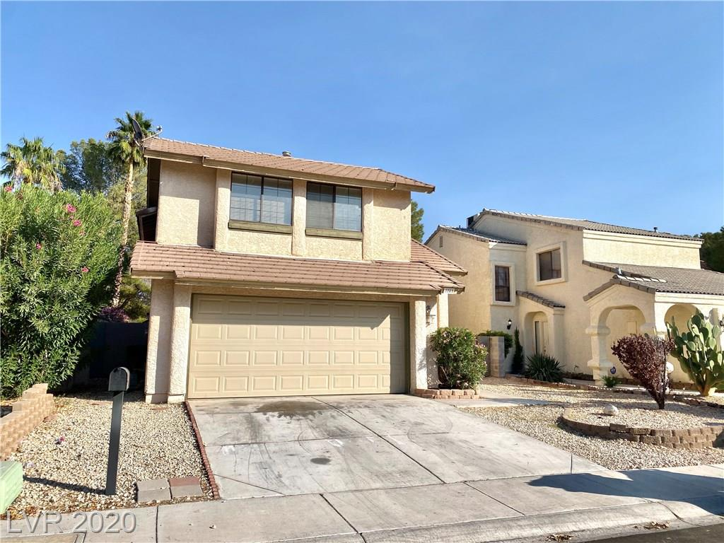 3709 Rainy River Road Property Photo - Las Vegas, NV real estate listing
