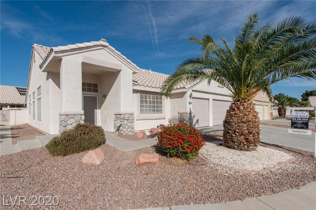 5426 Bollentino Court Property Photo - Las Vegas, NV real estate listing