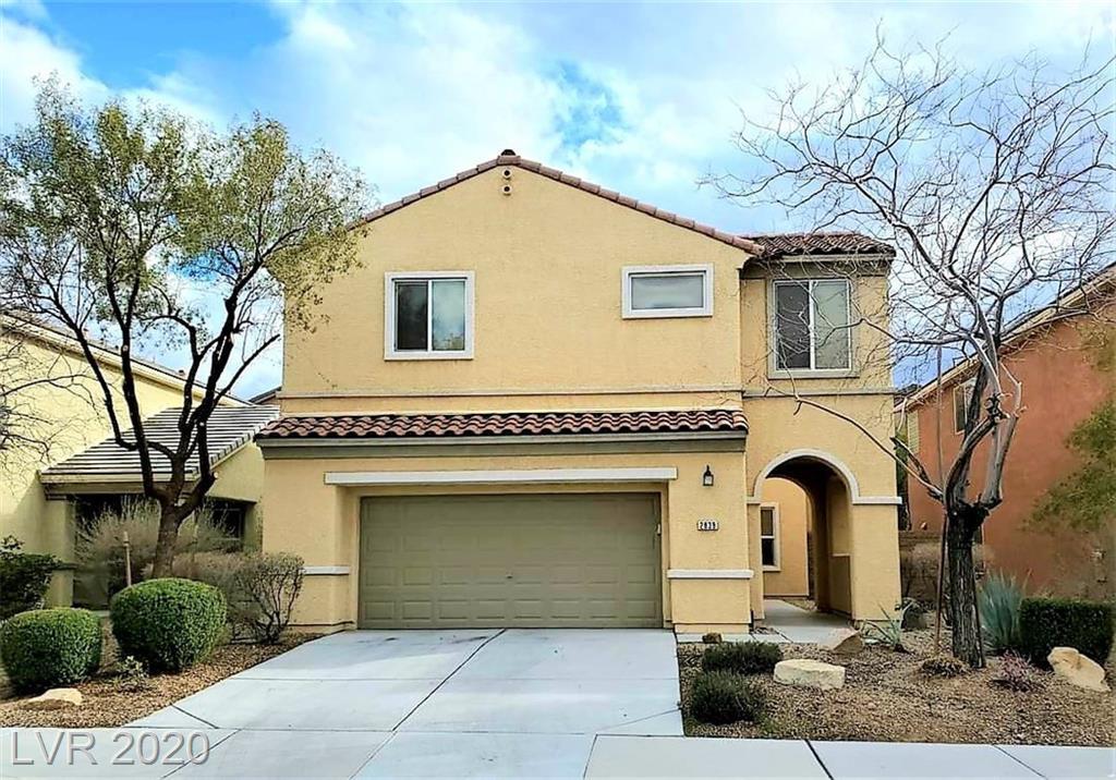 2839 Craigton Drive Property Photo - Henderson, NV real estate listing