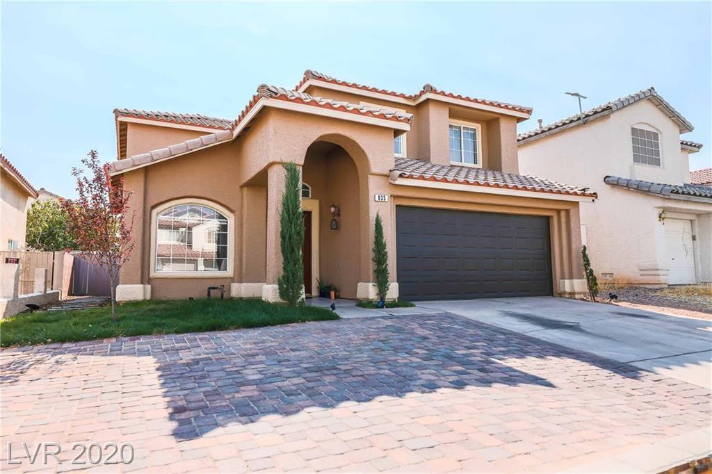 835 Royalmile Way Property Photo - North Las Vegas, NV real estate listing