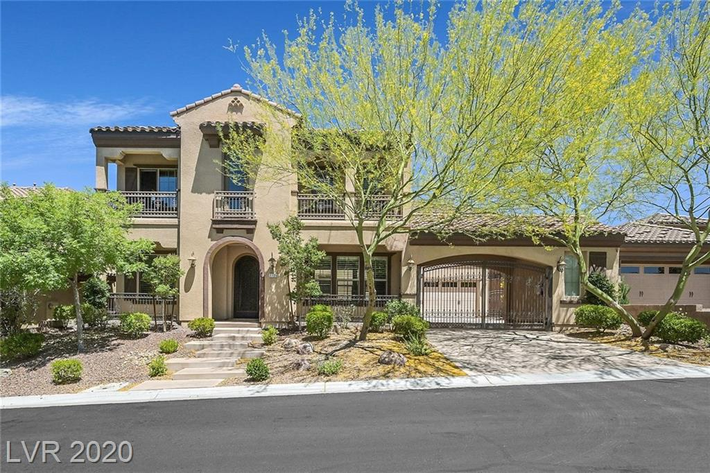 2736 Marie Antoinette Street Property Photo - Henderson, NV real estate listing