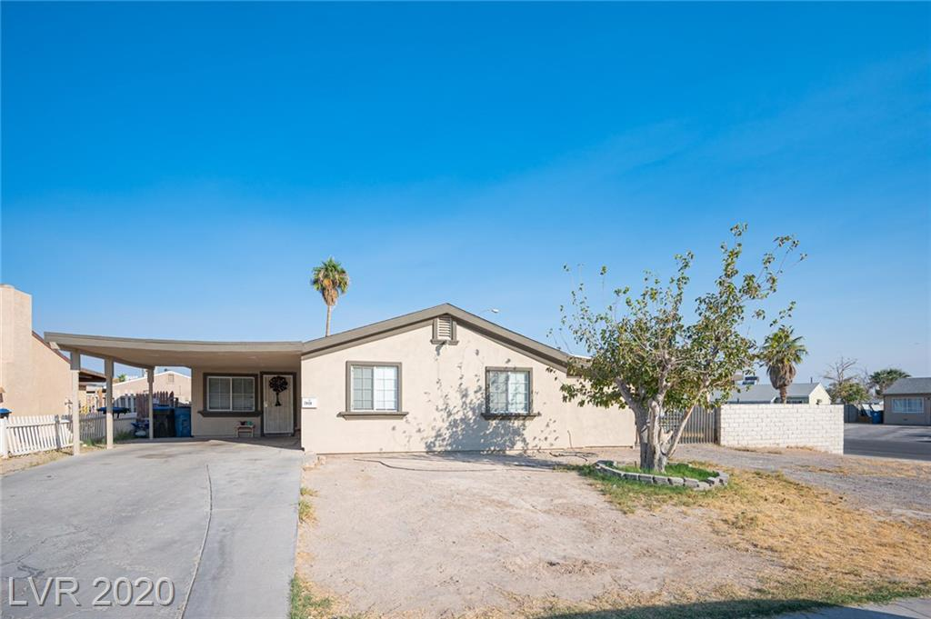 2620 Bello Drive Property Photo - North Las Vegas, NV real estate listing