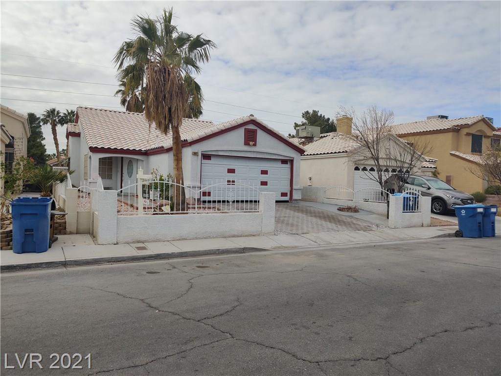 1867 Raspberry Hill Road Property Photo - Las Vegas, NV real estate listing