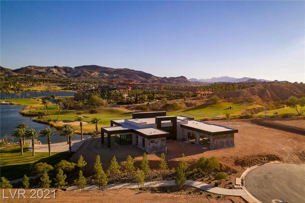 45 Reflection Shore Lane Property Photo - Henderson, NV real estate listing