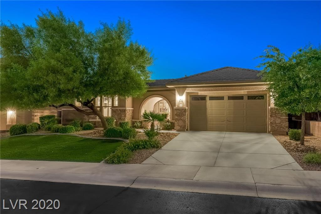 2164 Pont National Drive Property Photo - Henderson, NV real estate listing