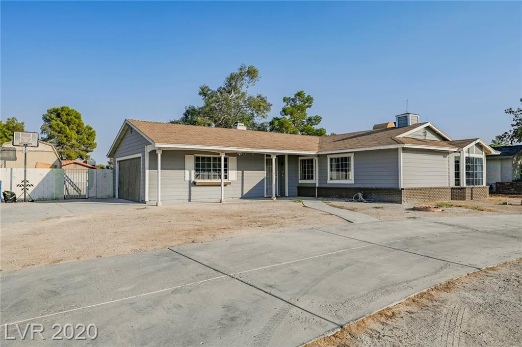 4516 Valley Drive Property Photo - North Las Vegas, NV real estate listing