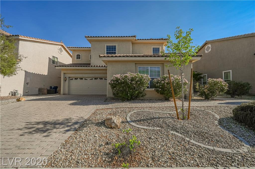 3633 Alcantara Lane Property Photo - North Las Vegas, NV real estate listing